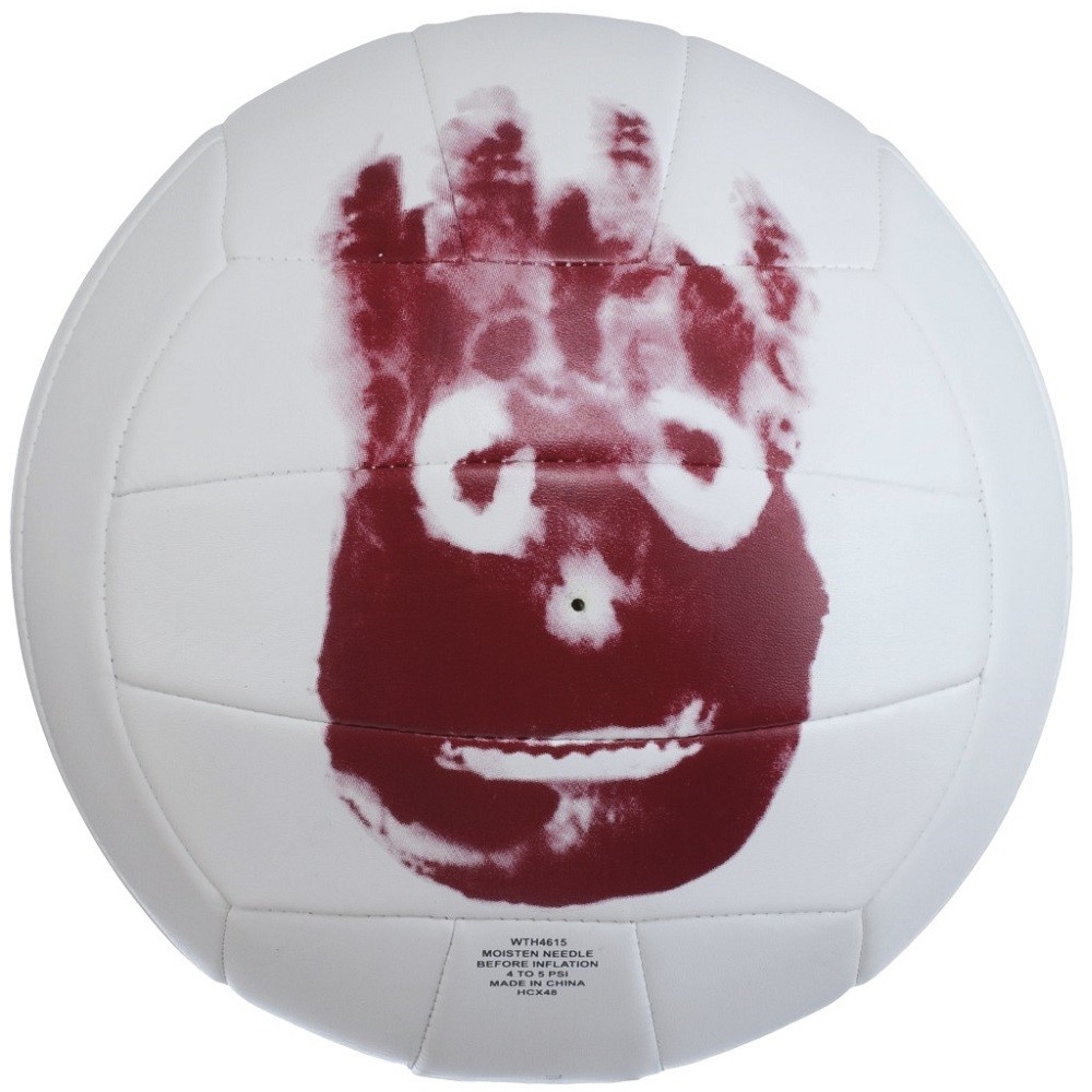 Wilson Cast Away Replica Volleyball WTH4615 by Wilson Sporting Goods