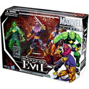 Marvel Universe Exclusives Masters of Evil Action Figure Set