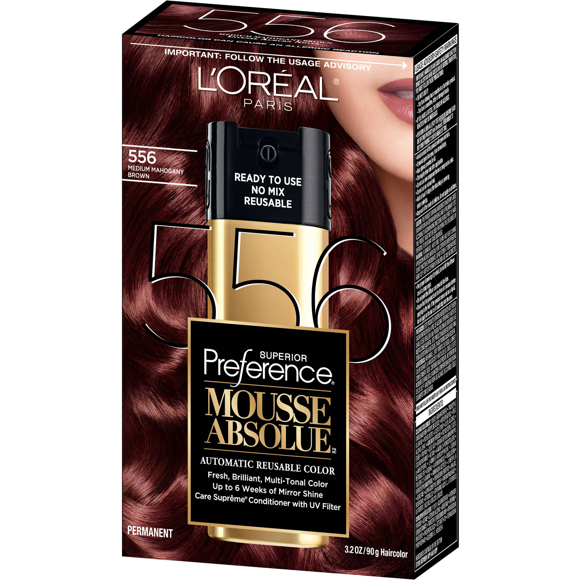 L Oreal Paris Superior Preference Mousse Absolue Hair Color
