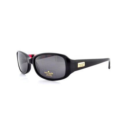 Kate Spade Sunglasses PAXTON/N/S X36P Black Striped ()