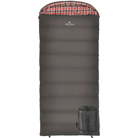 Flannel Sleeping Bags (TETON Sports Celsius XL -32C / -25F Sleeping)