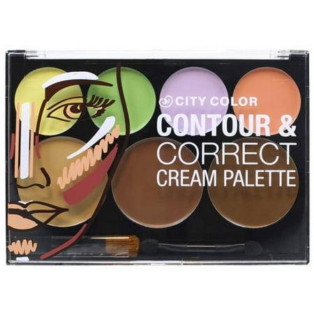 City Color Contour   Correct Cream Palette