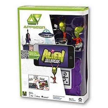 APPGEAR Alien Jailbreak for iPod, iPhone, iPad2 and (Ipod Conversion Software)