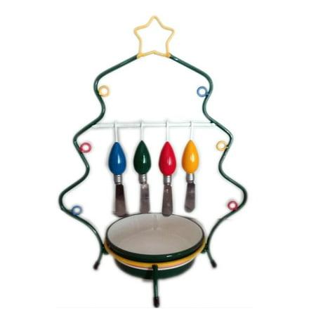 Christmas Tree Dip & Spreader
