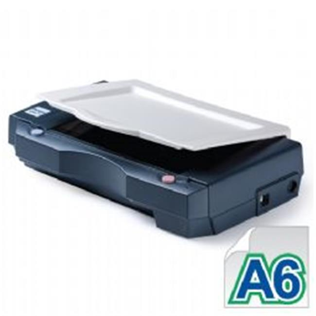 Avision AVA6 Plus Portable Flatbed Scanner