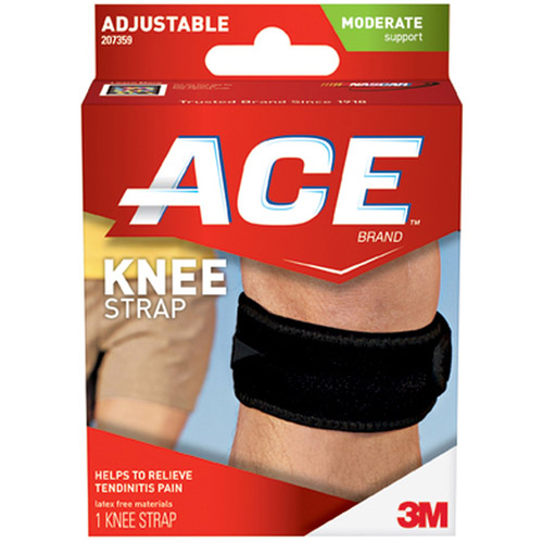 ACE Moderate Support Knee Strap, 207359