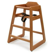 Lipper Basic Wood High Chair