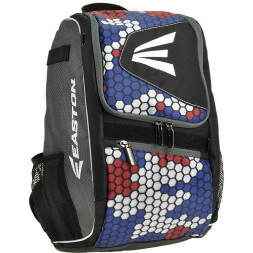 E100P Backpack, Red/White/Blue