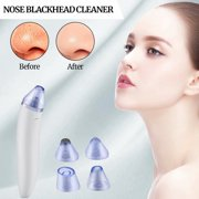 Akoyovwerve Electric Facial Skin Care Pore Blackhead Cleaner Remover Vacuum Acne Face Cleanser
