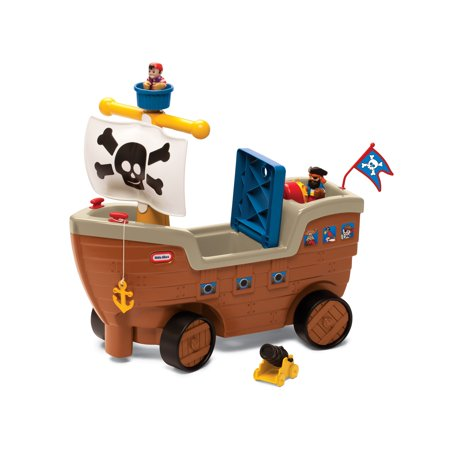 Little Tikes Play 'n Scoot Pirate Ship Little Tikes Train