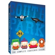 South Park: The Complete Eighteenth Season by