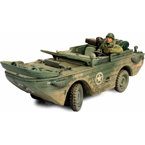 Forces of ValorGP D-Day Series Normandy U.S. General Purpose Military Diecast Vehicle (1944), Scal Multi-Colored