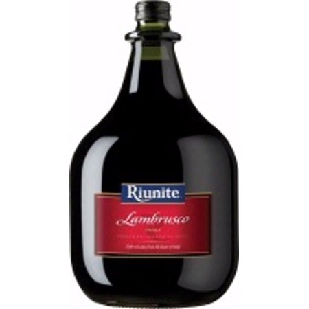 Riunite Lambrusco Wine, 3 L