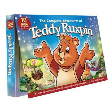 The Adventures Of Teddy Ruxpin (10-Pack) (Full Frame)