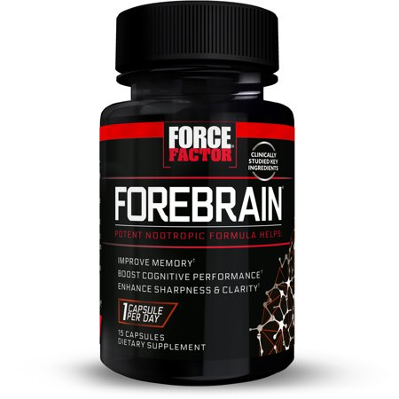 Force Factor Forebrain Memory Improvement Capsules, 15