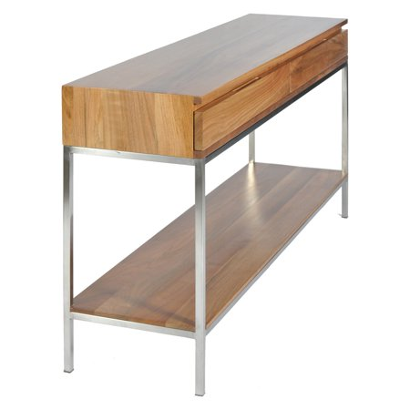 Gingko Soho Mid-Century Console Table