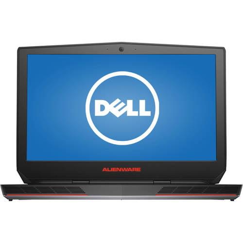 """Dell Alienware 15 15.6"""" Laptop, Touchscreen, Windows 10 Home, Intel Core i7-6700HQ Processor, 16GB RAM, 1TB Hard Drive, 256GB Solid State Drive"""