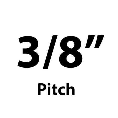 "Oregon PowerCut Saw Chain, 3/8"" Pitch, .050"" Gauge, Standard Sequence, 100ft Reel"