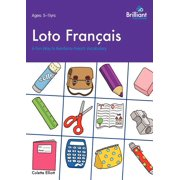 Loto Francais. a Fun Way to Reinforce French Vocabulary