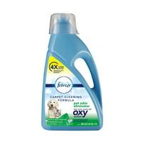 Febreze Pet Odor Eliminator Oxy Formula for Full Size Carpet Cleaners, 60 oz, 5959