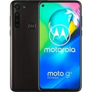 Motorola Moto G8 Power XT2041-1 64GB Hybrid Dual SIM GSM Unlocked Android SmartPhone - Smoke Black