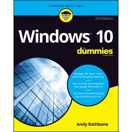 Windows 10 for Dummies (Ventriloquist Dummies Halloween)