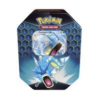 Pokemon TCG Sun and Moon 11.5 Hidden Fates GX Tin- Gyardos GX