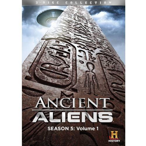Ancient Aliens: Season Five, Part One by LIONS GATE ENTERTAINMENT CORP