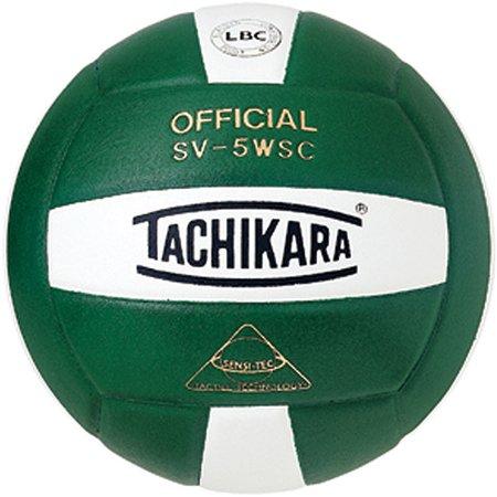Tachikara Sv5Wsc Volleyball Dark Green/White ()