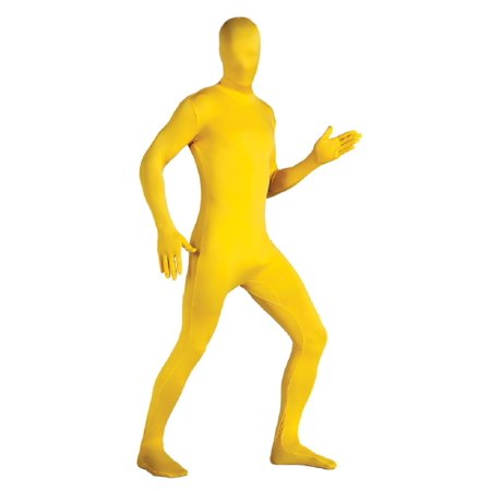 2nd Skin Suit Rave Jumpsuit Adult Unisex Disappearing Costume Body Spandex Lycra