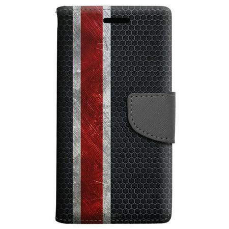 100% authentic efe40 4ee85 LG V20 Wallet Case - Armor on Black Case
