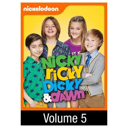 Nicky, Ricky, Dicky, & Dawn: Odd Quad Out (Season 5: