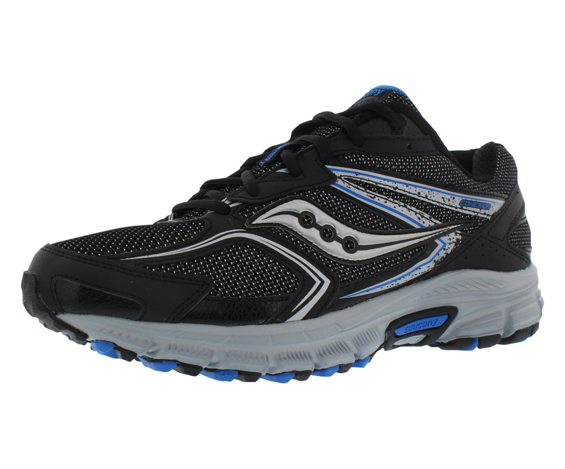 Saucony Grid Cohesion Tr 9 Wide Running Men's Shoes Size by