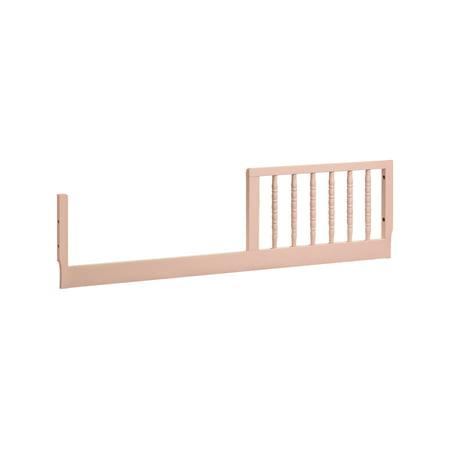 DaVinci Jenny Lind Toddler Bed Conversion Kit in Blush Pink (Da Vinci Bed Rail)