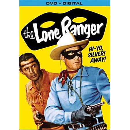 The Lone Ranger: Classic TV Episodes (DVD) for $<!---->