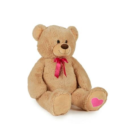 Valentine 2xl Beige Bear