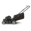 "Murray 21"" Gas Push Lawn Mower with Briggs and Stratton Engine, Side Discharge, Mulching, Rear Bag"