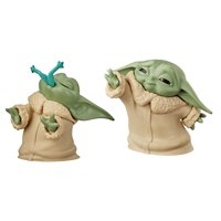 Star Wars The Bounty Collection: Baby Yoda Froggy Snack, Force Moment 2-Pack