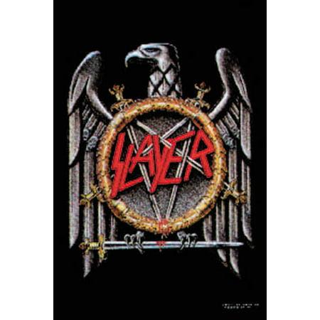 Slayer Textile Poster (Eagle)