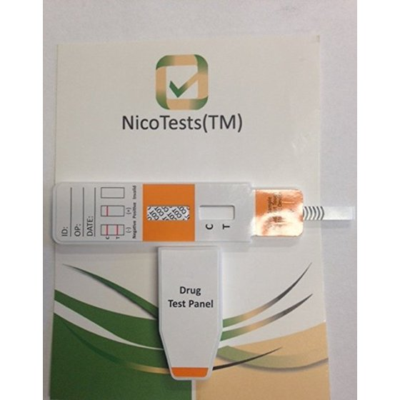 1f7082d0db9de Nicotine/Tobacco Test Kit - 10 Pack