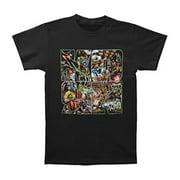 Korn Men's  Puzzle T-shirt Black
