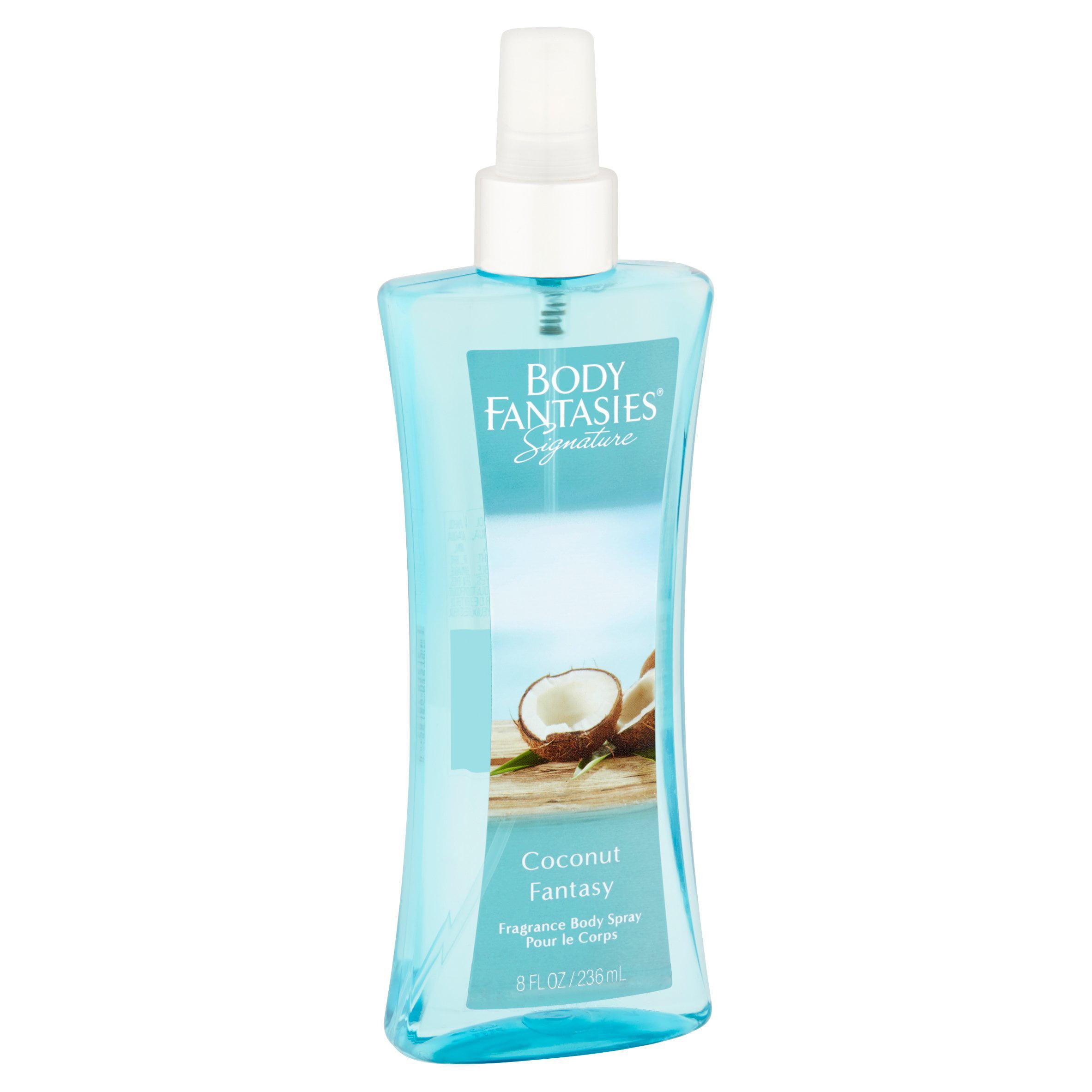 Parfums De Coeur Body Fantasies Signature Coconut Fantasy Body Spray