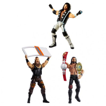 WWE Top Picks Elite Collection Action Figure Assortment Parent