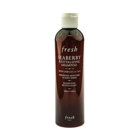 Fresh Seaberry Revitalizing Shampoo 8oz (240ml) (Fresh Cosmetics Seaberry)