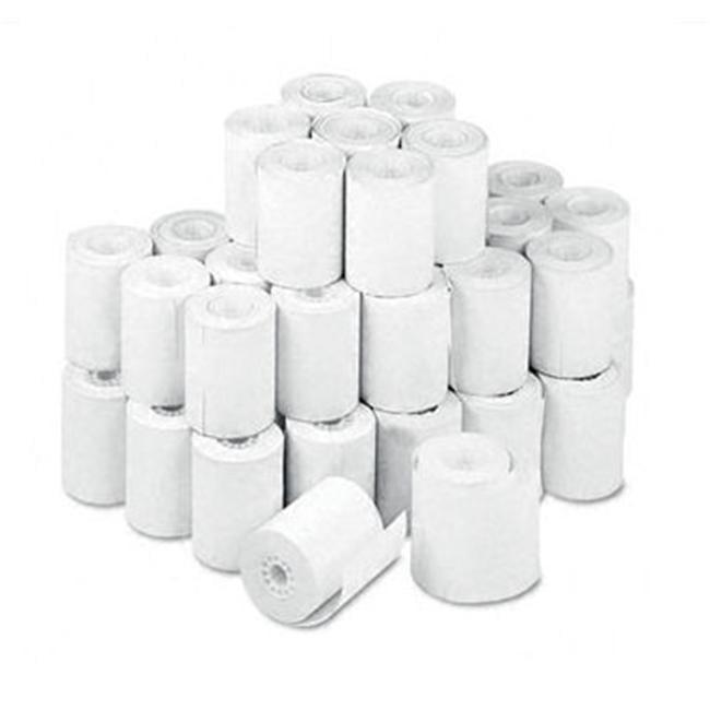 PAPER ROLLS PRNZT2150 Paper Rolls 2. 25inch X 150 - Bx-50 1-Ply Thrml Rolls