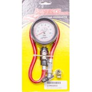 "Longacre 2-1/2"" Diameter Analog 0-15 psi Deluxe Tire Pressure Gauge P/N 52033"