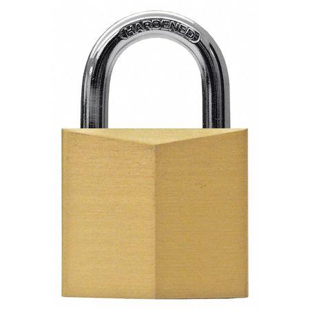 """Master Lock 4130KA Alike Keyed Padlock, 1-1/8""""W"""