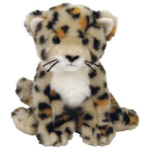 Ty Beanie Baby Spotter The Leopard 6 Inch Walmart Com