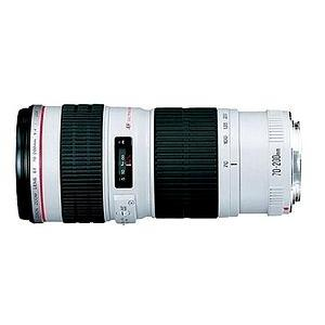 Canon 2578A002 Telephoto Zoom Lens - EF 70-200mm f/4L