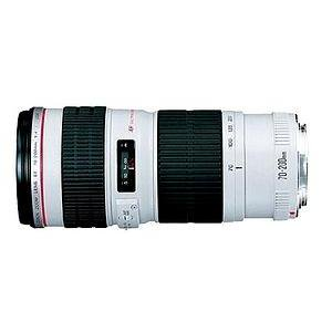 Canon 2578A002 Telephoto Zoom Lens - EF 70-200mm f/4L (Best Telephoto Lens For Canon T3i)